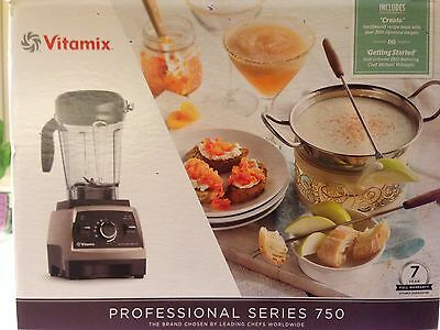 Vitamix Series 750 **New - Sealed in Box**