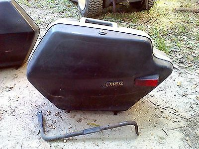 saddle bags 1983 yamaha venture royale 1200