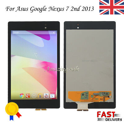 Full LCD Screen Touch Digitizer Assembly for Asus Google Nexus 7 2nd Gen 2013