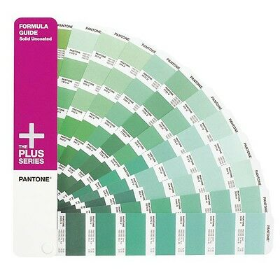 PANTONE Formula Guide Solid UnCoated book only PMS !