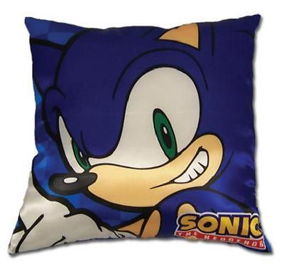 *NEW* Sonic the Hedgehog Sonic Square Pillow