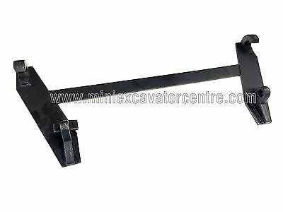 EURO HOOK No8 WELD ON TRACTOR LOADER BRACKET FOR TRACTOR WILL FIT QUICKIE LOADER