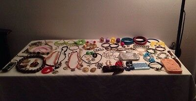 Vintage To Now Jewelry Lot 85 Pieces