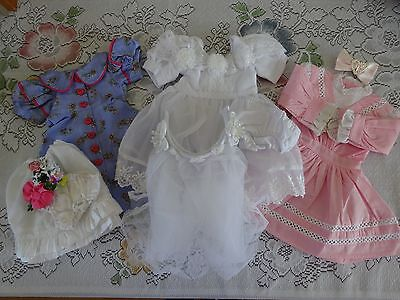 """NEW-DOLL CLOTHES_Summer Dress Sets [3]-Lot #30_fit 18"""" Doll such as AG Dolls"""