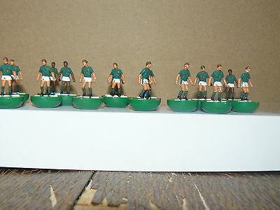 South Africa 2014 Subbuteo Rugby Team