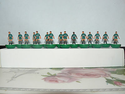 Leicester Tigers 2014 Subbuteo Rugby Team