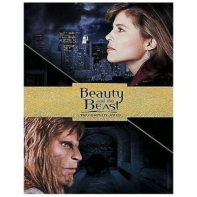 Beauty and the Beast - The Complete Series (DVD, 2008)
