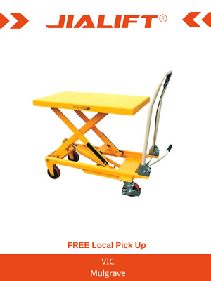 Brand New 150KG Hydraulic Scissor Lifter/Table Lifter