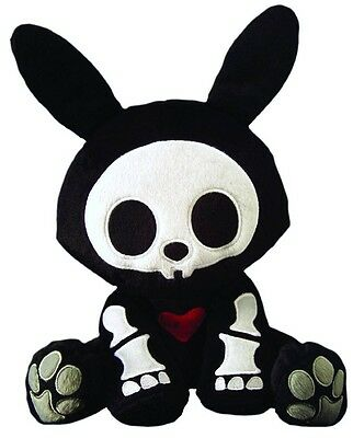 "*NEW* Skelanimals Encore Deluxe Jack Rabbit 8"" Plush"