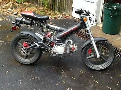 Other Makes : Madass Sachs Madass 140cc Scooter Motorcycle