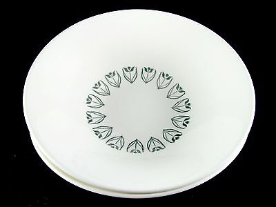 """2 Knowles Tulip Time Serving Bowls, 9"""""""