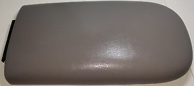 """Ford Expedition Lincoln Navigator 97-02 center console lid armrest Grey 15x8"""""""