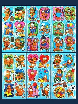 30 Garfield Sticker Perfect Stickers (30 sheet) Gifts GF902 Wholesale