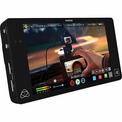 "Atomos Shogun 4K HDMI/12G-SDI Recorder and 7"" Monitor ATOMSHG001"