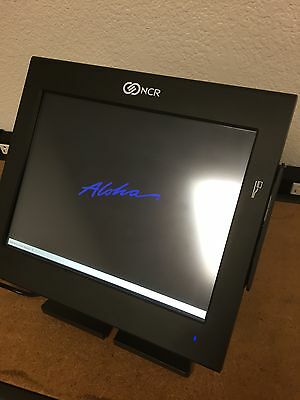 Aloha NCR Terminal Radiant 1230 Terminal - Excellent Condition Current Model..