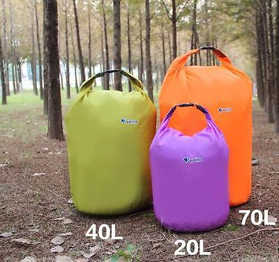 20L Water Resistant Waterproof Dry Bag Canoe Floating Boating Kayaking Camping
