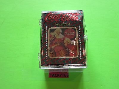 1994 COCA COLA SERIES 2 100 CARD BASE SET NEW