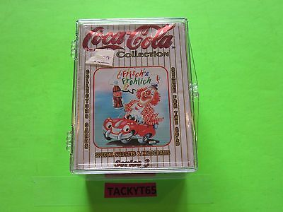 1994 COCA COLA SERIES 3 100 CARD BASE SET NEW
