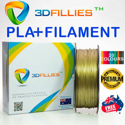 3D Printer Filament ABS PLA 1.75mm 1kg 25 colours Aussie Stock Fast Shipping