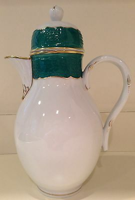 Hochst Hand-Painted Coffee Pot Made in Germany New