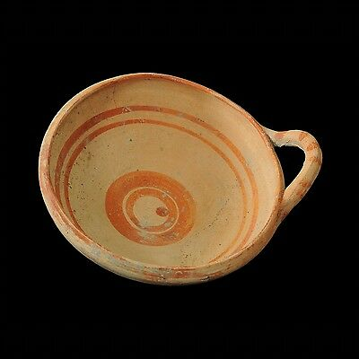 Aphrodite- Ancient Cypriot Decorated Pottery Cup