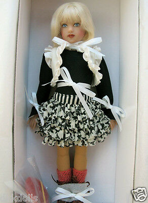 Big Sis Piper 14 in. Ball-Jointed Doll, 2013 Helen Kish