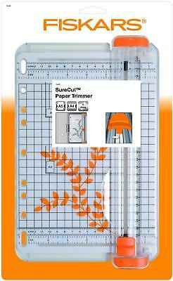 FISKARS Surecut portable PAPER TRIMMER 22CM cardmaking
