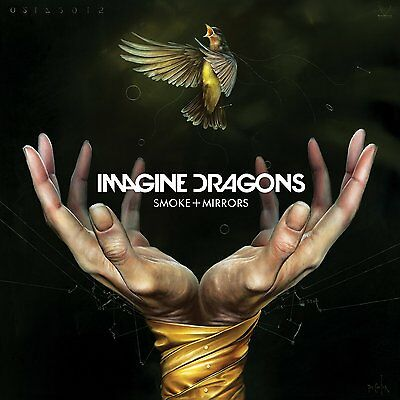IMAGINE DRAGONS - SMOKE + MIRRORS: CD ALBUM (February 16th 2015)