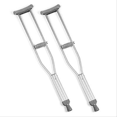 NEW Youth Lightweight Aluminum  Crutches