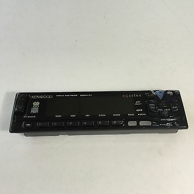 Kenwood KDC-PS709 In Dash Receiver STEREO FACEPLATE ONLY!!!