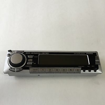Clarion DB415 CD Player In Dash Receiver STEREO FACEPLATE ONLY!!