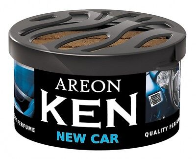 Areon Ken Car Air Freshener New Car Scent Air Purifier Perfume Scents