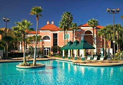 Sheraton Vistana Resort 2 BR Condo Rental Sleeps Eight 1 Wk Orlando Disney Area