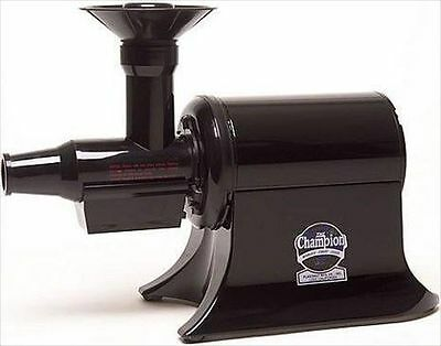 Champion Household 2000+ Juicer G5-Ng-853-S - Juice Extractor Machine - Black
