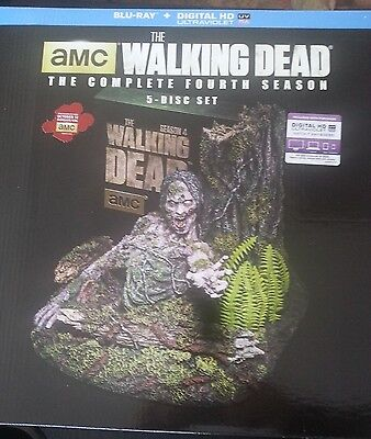 The Walking Dead: Complete Fourth Season  LIMITED EDITION BLU-RAY SET