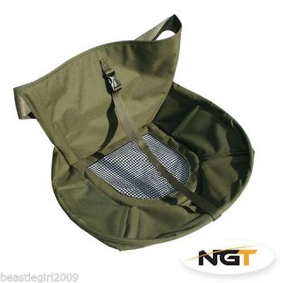 N.G.T Waist Pouch Baiting System carp/coarse fishing
