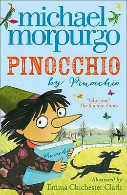 Pinocchio by Michael Morpurgo (Paperback Book) 9780007512997