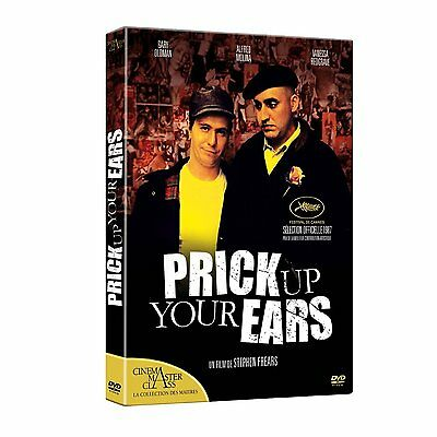 Dvd Prick Up Your Ears Edition Remasterisee  Neuf Direct Editeur