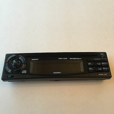 Clarion Drb3375 CD Player In Dash Receiver STEREO FACEPLATE ONLY!!
