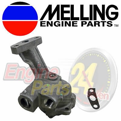 Ford 302 351 Cleveland High Volume Oil Pump Melling M-84Ahv