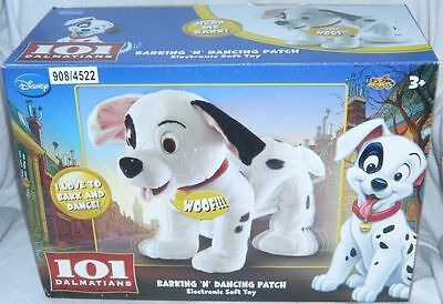 Disney 101 Dalmatians Barking N Dancing Patch