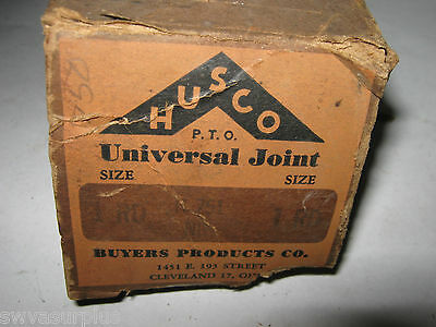 Husco Universal Joint, H-751, 1 RD x 1 RD, New