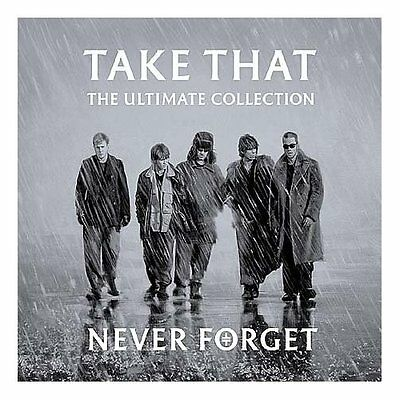Take That - Never Forget: Ultimate Collection Cd (Very Best Of / Greatest Hits)