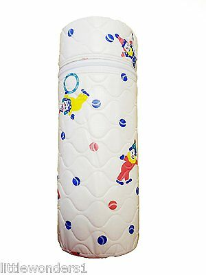 Single Insulated Bottle Holder Insulator Inc Handles Clowns For Slim Bottles