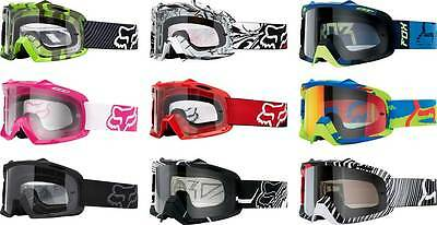 Fox Racing AIRSPC Youth Goggles - Motocross Dirtbike MX ATV Gear Boy Girl Riding