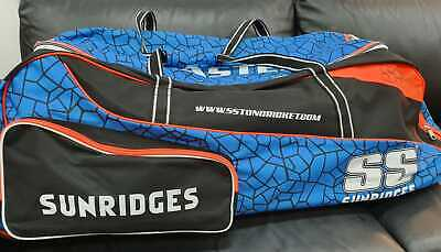 SS TON Blaster Cricket Wheelie Grade1 Kit Bag + AU Stock + Free Ship +Free Extra