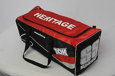 SS TON Heritage Cricket Kit Bag (no wheels) + AU Stock + Free Ship + Free Extras