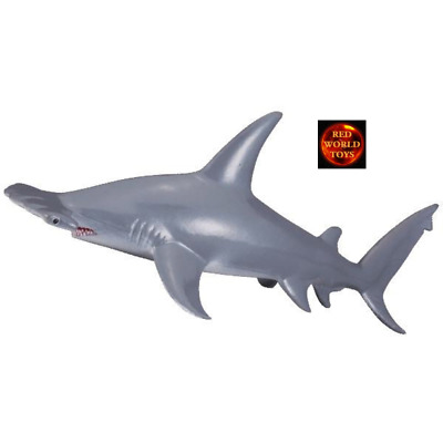 HAMMERHEAD SHARK - Sealife Toy Model by CollectA 88045 *New with Tag*