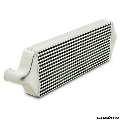 "Universal Aluminium Turbo Boost 2.25"" Custom Front Mount Intercooler Core Fmic"