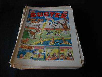 Buster Comic 24th March 1979